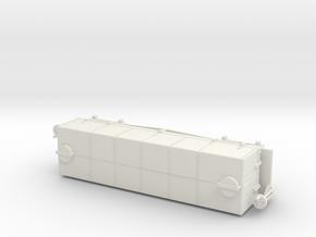 A-1-76-wdlr-h-wagon-body-plus in White Natural Versatile Plastic