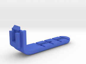 MOst Talon SRM Straight Mount in Blue Processed Versatile Plastic