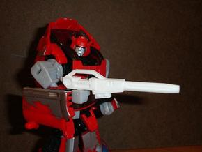 Sunlink - Blurry Rifle in White Natural Versatile Plastic