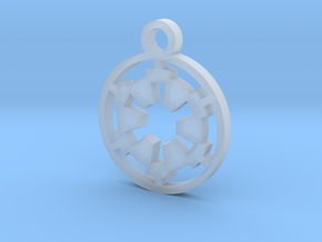 Galactic Empire Charm in Smooth Fine Detail Plastic