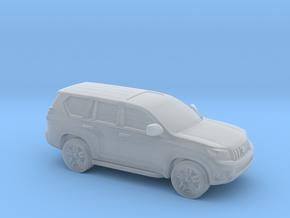 1/87 2008-Present Toyota Land Cruiser in Smoothest Fine Detail Plastic
