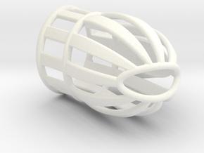 L090-A03X in White Processed Versatile Plastic