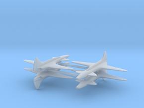 (1:350) Lockheed L-133 (x4) in Smooth Fine Detail Plastic