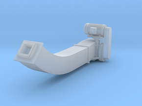 1/64 Drag Conveyor Incline in Smooth Fine Detail Plastic