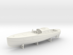 Best Cost 1/50 DKM 11m Admiral's Gig in White Natural Versatile Plastic