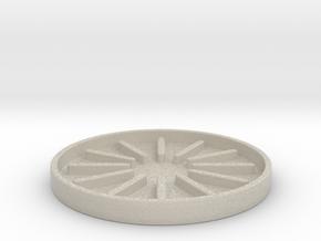 Kitchen Utensil Rest / Kitchen Accessories in Natural Sandstone