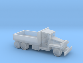 1/245 Scale CCKW Dump Truck in Smooth Fine Detail Plastic