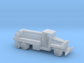 1/245 Scale CCKW Compressor Truck in Smooth Fine Detail Plastic