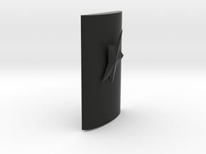 phone case in Black Natural Versatile Plastic