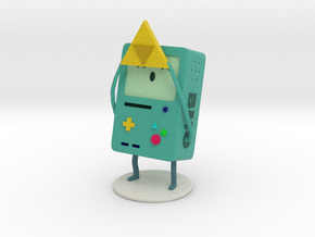 Beemo Triforce in Full Color Sandstone