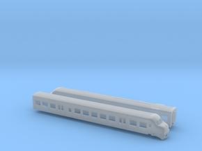 Plan V, gereviseerd (1:160 & 1:220) in Smooth Fine Detail Plastic: 1:220 - Z