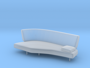 Sofa 2018 model 5 in Smooth Fine Detail Plastic