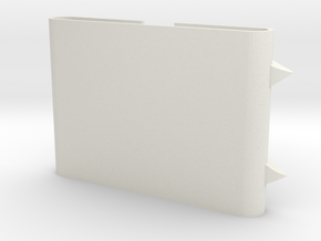 LALA sticky note boxes in White Natural Versatile Plastic