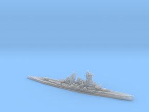 IJN BB Kongo[1944] in Smooth Fine Detail Plastic: 1:1200