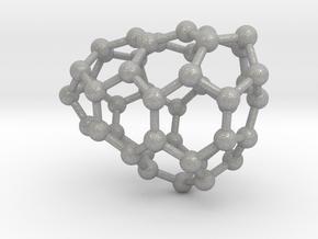 0637 Fullerene c44-9 c1 in Aluminum