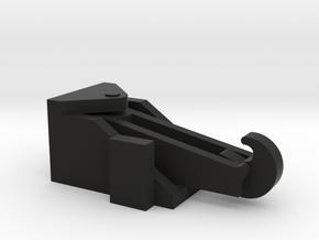 Tug Hook 1/50 fits Harbor Tug in Black Premium Versatile Plastic