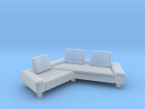 Sofa 2018 model 7 in Smooth Fine Detail Plastic