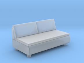 Sofa 2018 model 8 in Smooth Fine Detail Plastic
