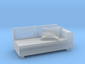 Sofa 2018 model 11 in Smooth Fine Detail Plastic