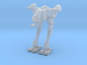 Wyrd Type Combat Walker - 6mm Scale in Smooth Fine Detail Plastic