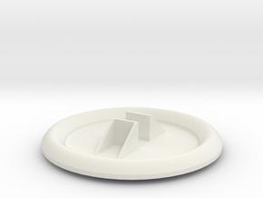 porthatch in White Natural Versatile Plastic