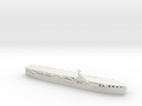 HMS Pretoria Castle 1/1200 in White Natural Versatile Plastic