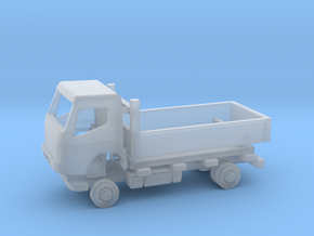N Gauge Mitsubishi Fuso Open SWB Kit in Smooth Fine Detail Plastic