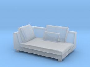 Sofa 2018 model 14 in Smooth Fine Detail Plastic