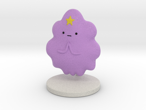 Lumpy Space Princess - Adventure time in Full Color Sandstone