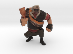 Heavy (Custom request) in Full Color Sandstone