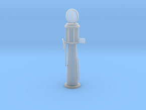 PT01 1920s Gas Pump (1/48) in Smooth Fine Detail Plastic