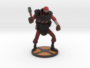 Demoman Blast blocker in Full Color Sandstone