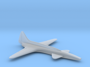 (1:200) Lockheed L-133  in Smooth Fine Detail Plastic