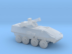 1/200 Scale LAV25 AD in Smooth Fine Detail Plastic