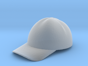 BaseCap - 1/10 in Smooth Fine Detail Plastic