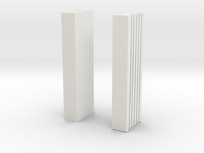 MAC cable storage in White Natural Versatile Plastic