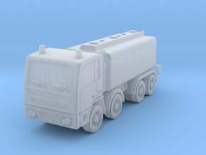 EuroTruck v1 Fuel 4axle in Smoothest Fine Detail Plastic: 1:200