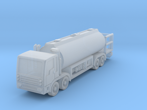 EuroTruck v2 Fuel 4axle in Smoothest Fine Detail Plastic: 1:400