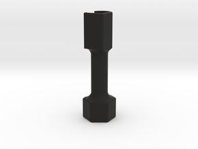 Mercedes Benz Light Socket Tool in Black Natural Versatile Plastic