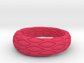 Impulse ring in Pink Processed Versatile Plastic
