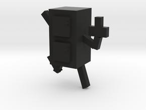 B13 BOX in Black Natural Versatile Plastic