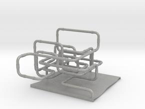 Pipe System in Aluminum