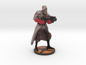 Medic in Full Color Sandstone