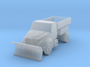 Durastar Salt or Sand Truck - Zscale in Smooth Fine Detail Plastic