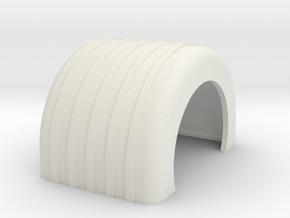 Fender single ribbed in White Natural Versatile Plastic