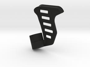 Tavor SAR Shark Fin - Left-handed in Black Premium Versatile Plastic