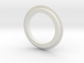 Dewidget - Shim in White Natural Versatile Plastic