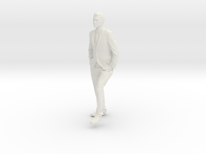 Printle C Homme 1084 - 1/30 - wob in White Natural Versatile Plastic