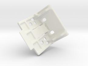 Shade Bracket 315 Hunter Douglas Vignette in White Natural Versatile Plastic