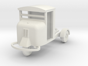 mh-87-scammell-mh3-1 in White Natural Versatile Plastic